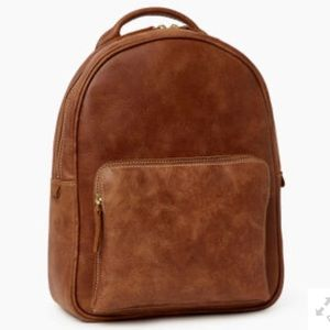 Brand New Roots Chelsea Tribe Backpack in Natural